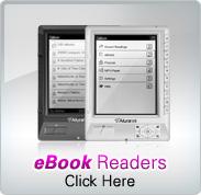 Aluratek Libre E-book Readers