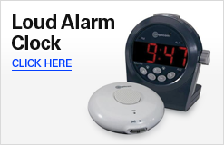 Loud Alarm Clock