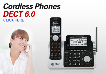 Cordless Phones DECT 6.0