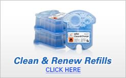 Clean & Renew Refills