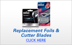 Replacement Foils & Cutter Blades
