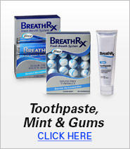 Toothpasts / Mints & Gum