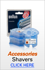 Braun Shaving Accessories