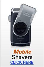 Braun MobileShave Series Shavers
