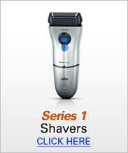 Braun Series One Electric Shavers