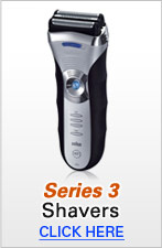 Braun Series 3 Contour Shavers