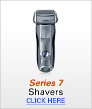 Braun Series 7 Pulsonic Electric Shavers
