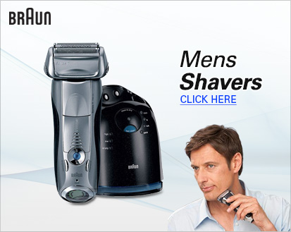 Braun Mens Shavers