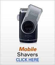 Braun Mobile Shavers
