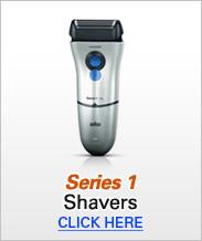 Braun Series 1 Shavers
