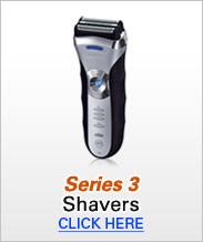 Braun Series 3 Shavers