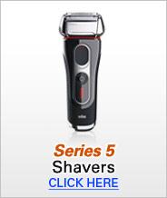 Braun Series 5 Shavers