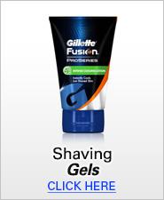 Shaving Gels