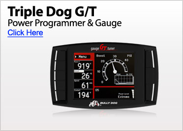 Triple Dog G/T Power Programmer & Gauge