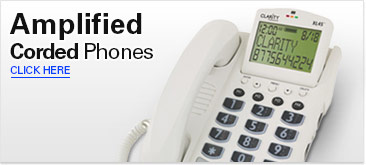 Amplified Corded Phones