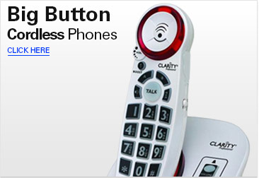 Big Button Cordless Phones