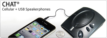 Cellular + USB Speakerphones