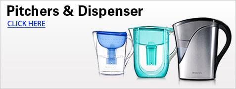 Pitcher & Dispenser