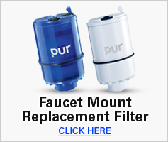 Faucet Mount Replacement Filters
