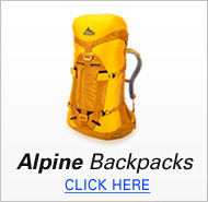 Alpine Backpacks
