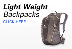 Lightweight Backpacks