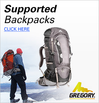 Supported Backpacks