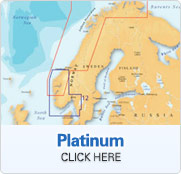 Navionics Platinum Series Software
