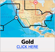 Navionics Gold Series Software