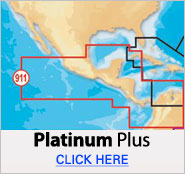 Navionics Platinum Plus Series Software