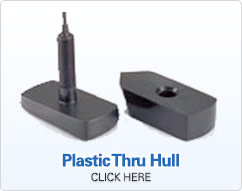 Humminbird Plastic Thru Hull