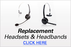 Replacement Headsets & Headbands