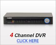 4 Channel DVR