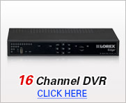 16 Channel DVR