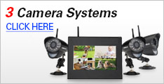 Lorex 3 Camera Systems