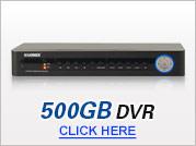 500GB DVR