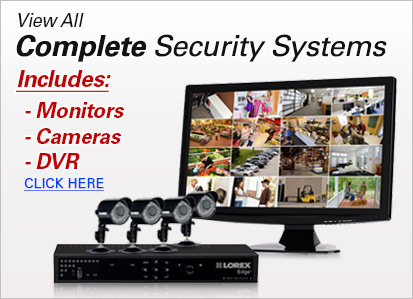 View All Complete Security Systems