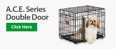 Ace Series Double Door Crate