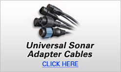 Universal Sonar Adapter Cables