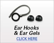 Ear Hooks & Ear Gels