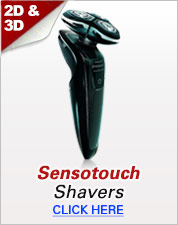 Senso Touch Shavers