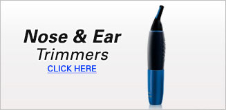 Norelco Ear Nose Eyebrow Trimmers