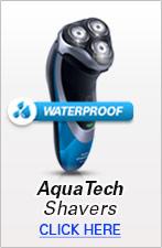 Norelco Aquatec Shavers