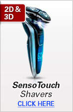Norelco SensoTouch 3D Shavers