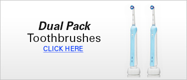 Dual Pack Toothbrushes