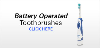 Battery Operated Toothbrushes