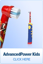 AdvancePower Kids Brush Heads