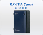 Panasonic BTS KX-TDA Central Office Cards