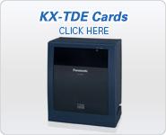 Panasonic BTS KX-TDE Central Office Cards
