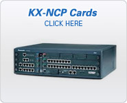 Panasonic BTS KX-NCP Station Cards