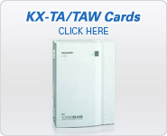 Panasonic BTS KX-TA/TAW Station Cards